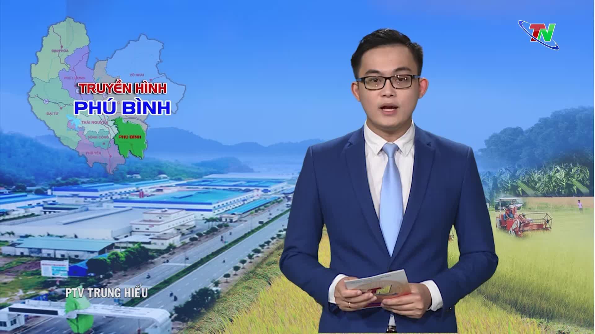 Truyền hình Phú Bình ngày 22/5/2020