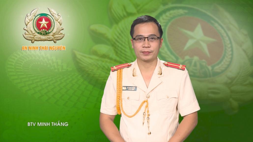 An ninh Thái Nguyên ngày 29/5/2021