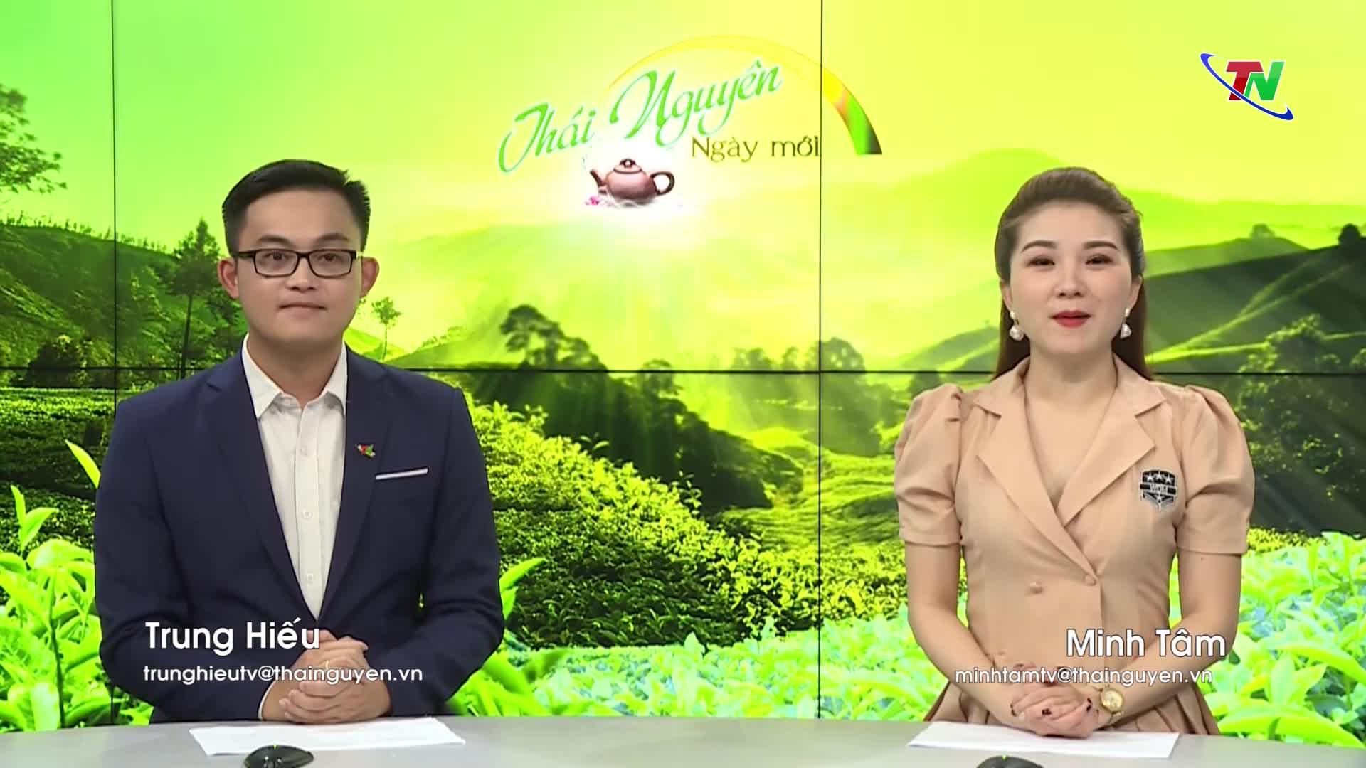 Thái Nguyên ngày mới 8/8/2020