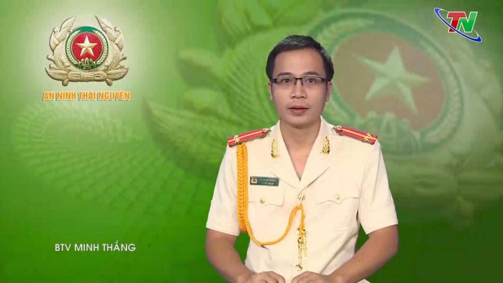 An ninh Thái Nguyên ngày 26/9/2020