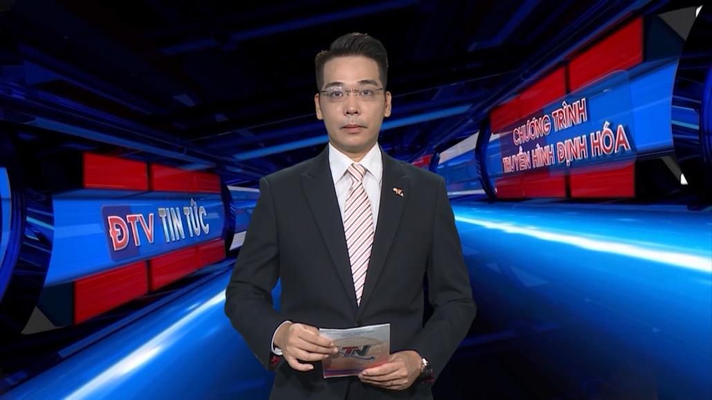 Truyền hình Định Hóa ngày 21/10/2020