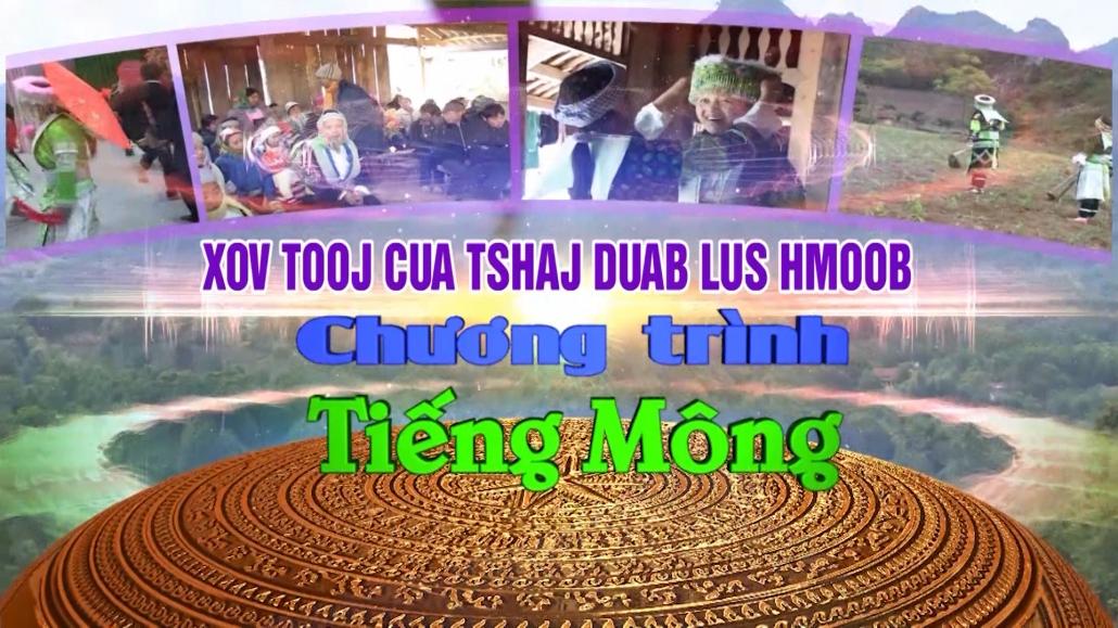 Chương trình Tiếng Mông ngày 23/2/2021