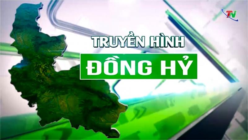 Truyền hình Đồng Hỷ ngày 8/4/2020
