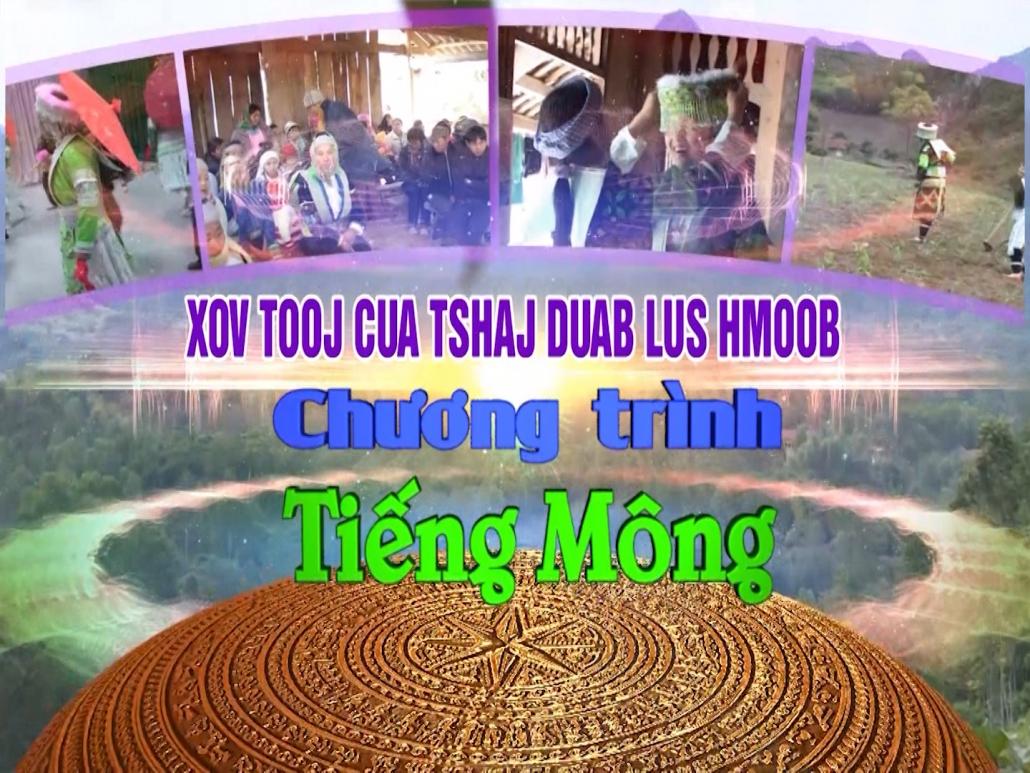 Chương trình Tiếng Mông ngày 25/4/2021