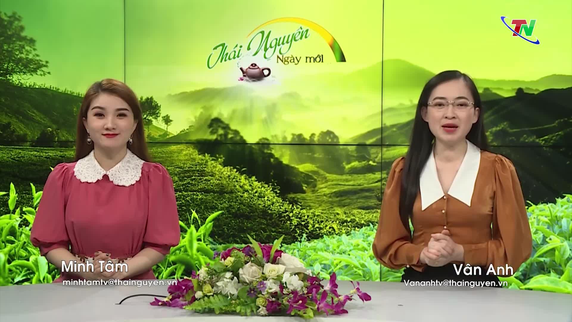 Thái Nguyên ngày mới ngày 29/5/2020