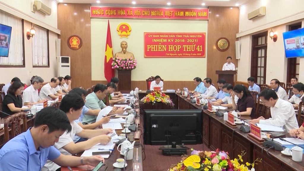 Thái Nguyên thực hiện 3 nhiệm vụ trọng tâm trong tháng 10