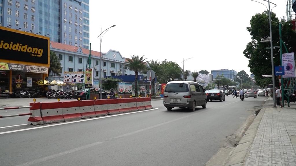 Quan tâm khắc phục tình trạng ngập úng tại tp Thái Nguyên