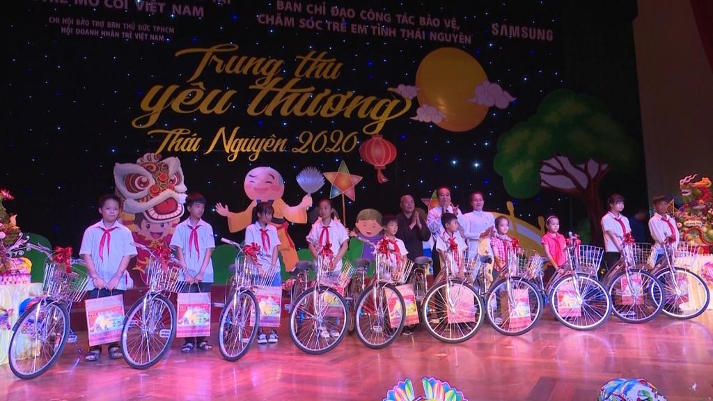 Trung thu yêu thương Thái Nguyên 2020