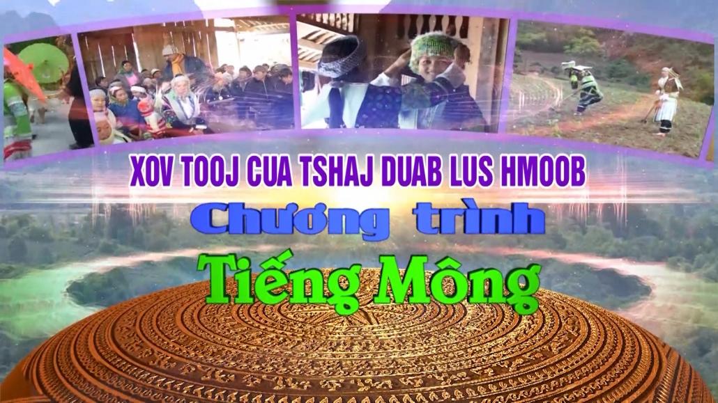 Chương trình Tiếng Mông ngày 18/10/2020