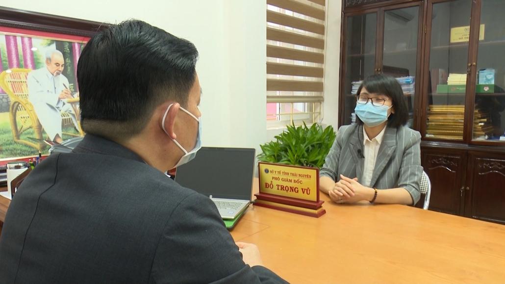 Thực hiện nghiêm việc giám sát y tế số người đến hoặc trở về Thái Nguyên từ vùng có dịch