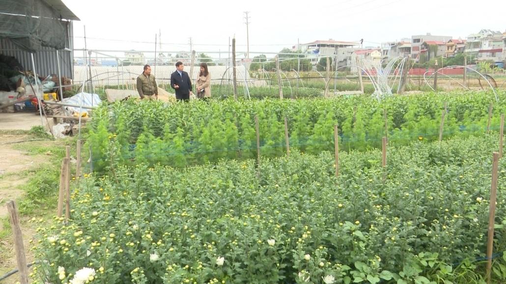 Điểm tựa cho nông dân phát triển kinh tế