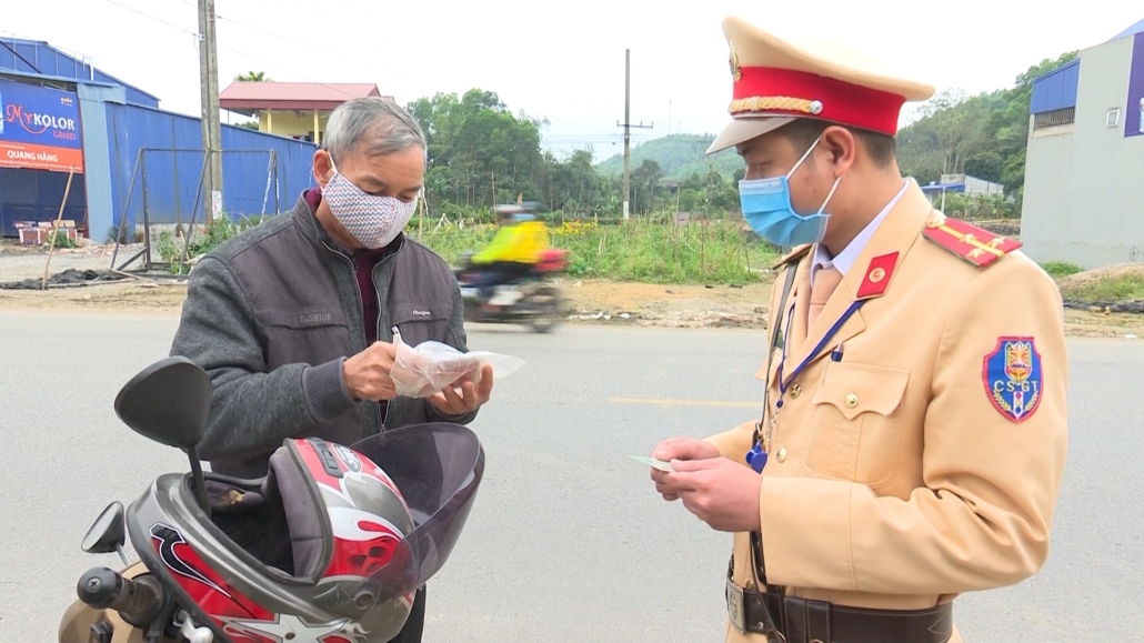 Tăng cường bảo đảm an toàn giao thông trên địa bàn tỉnh Thái Nguyên