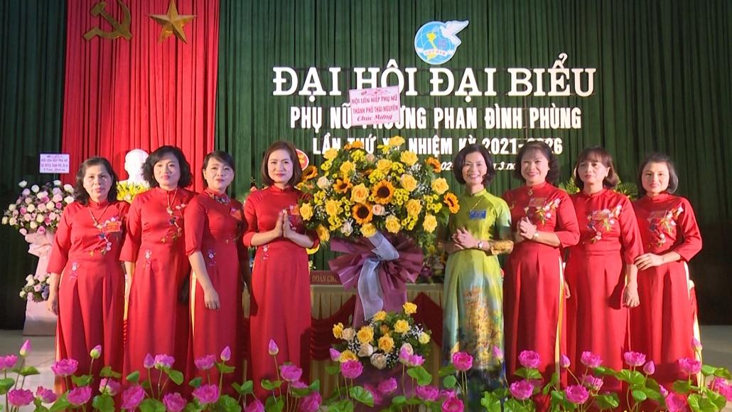Chỉ đạo thành công đại hội Phụ nữ điểm cấp cơ sở