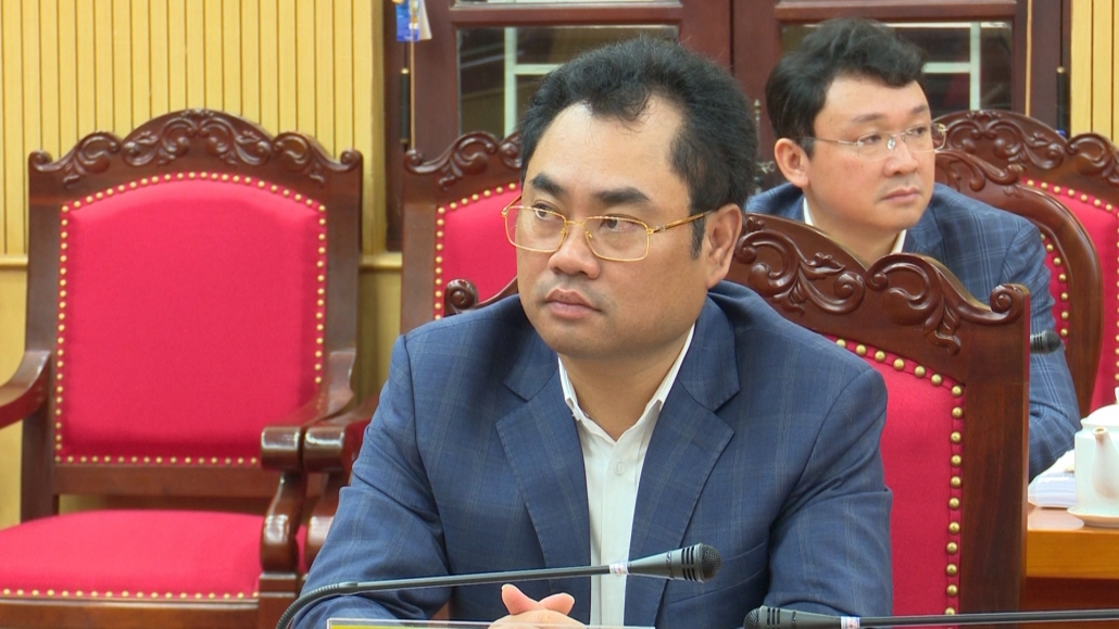 Hội nghị mở rộng BTV Tỉnh ủy: Giới thiệu ứng cử đại biểu Quốc hội khóa XV và Hội đồng nhân dân tỉnh Thái Nguyên khóa XIV