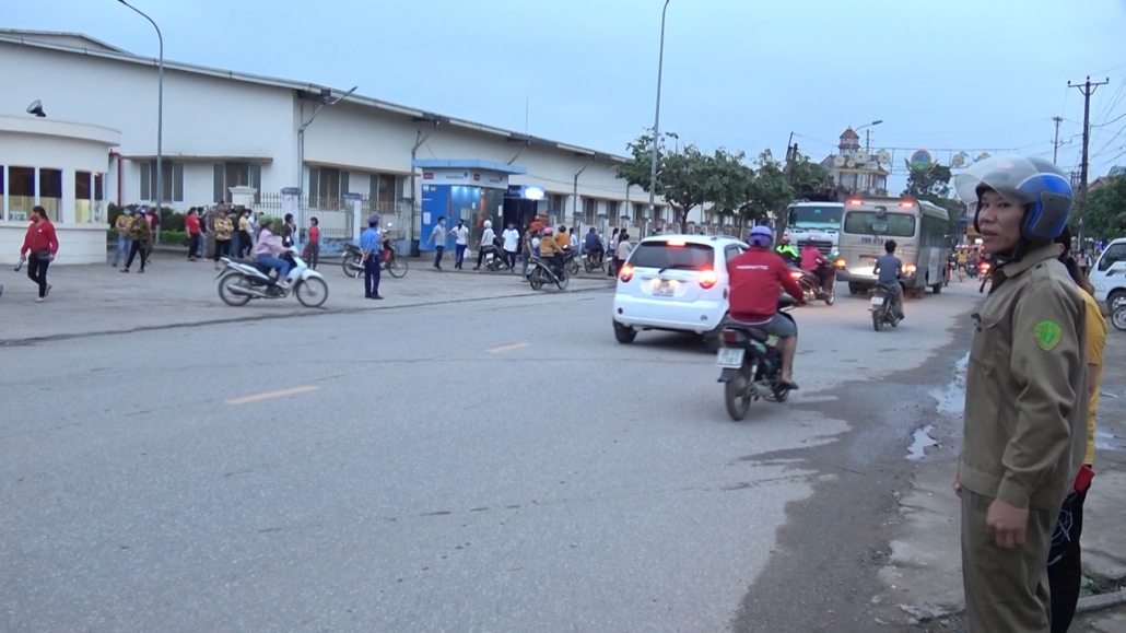 Hiệu quả từ công tác quản lý trật tự mỹ quan đô thị trên địa bàn thành phố Sông Công