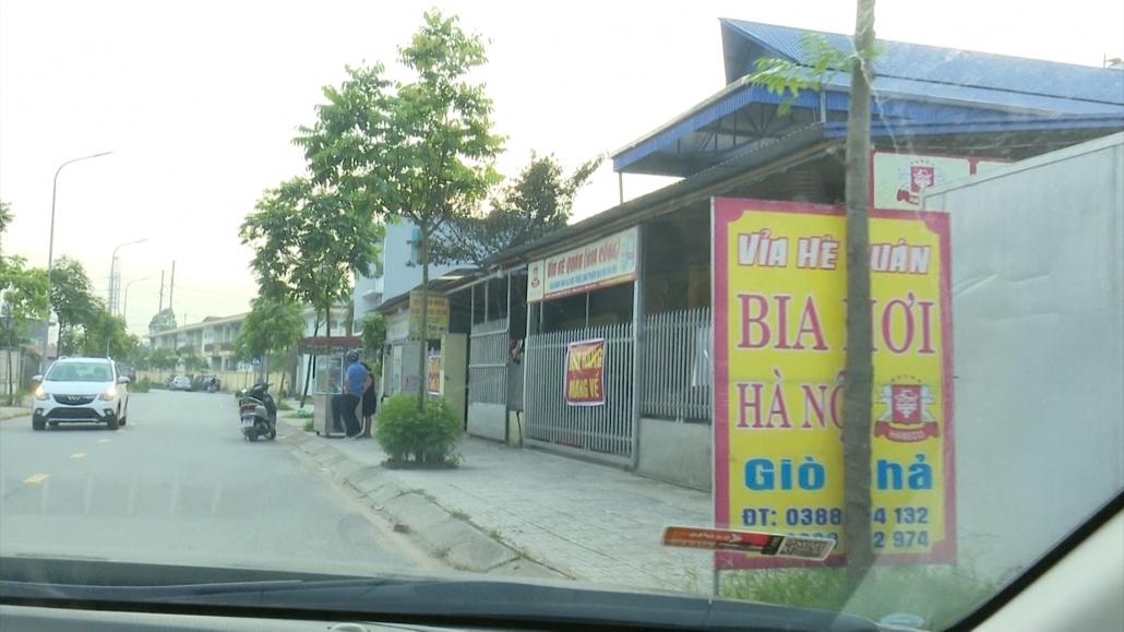 Nghiêm túc phòng chống dịch bệnh tại các quán ăn đường phố