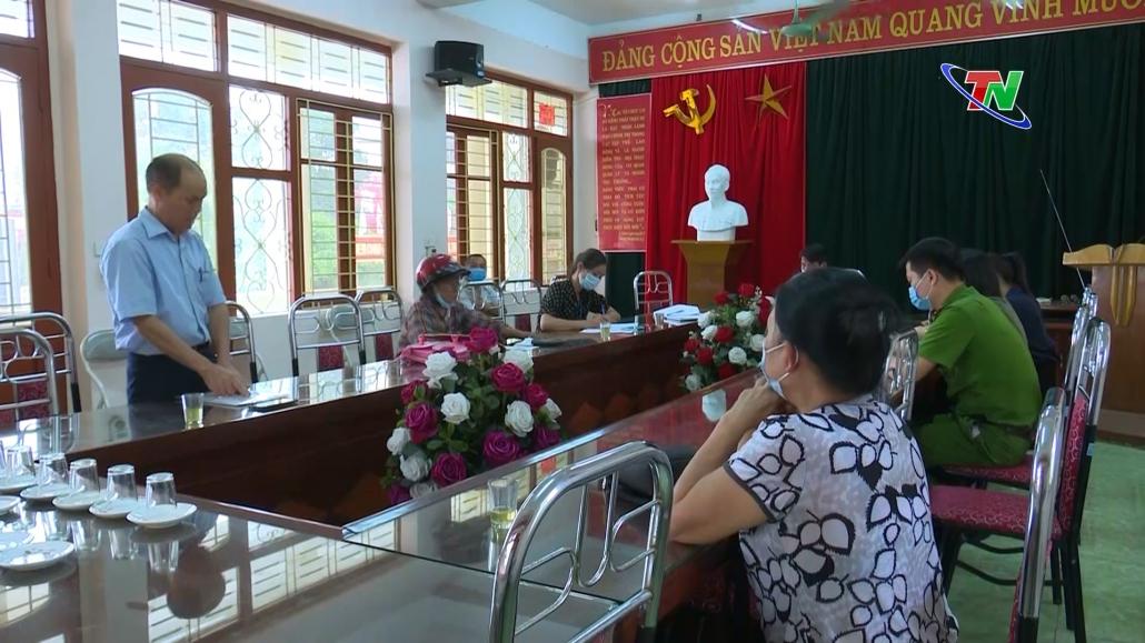 Phú Lương chú trọng đối thoại và giải quyết kiến nghị của người dân
