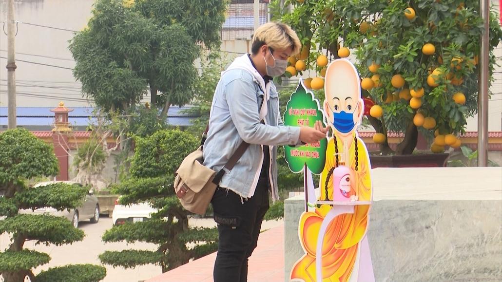Đại lễ Phật đản gắn liền với an toàn phòng, chống dịch COVID – 19
