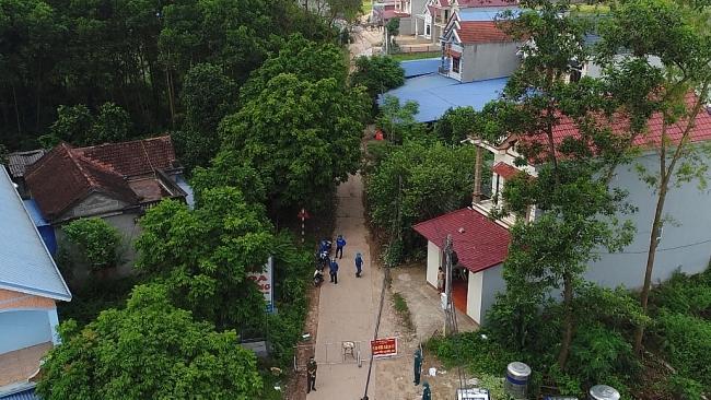 Thị xã Phổ Yên dỡ bỏ phong tỏa khu vực có nguy cơ cao lây nhiễm COVID-19