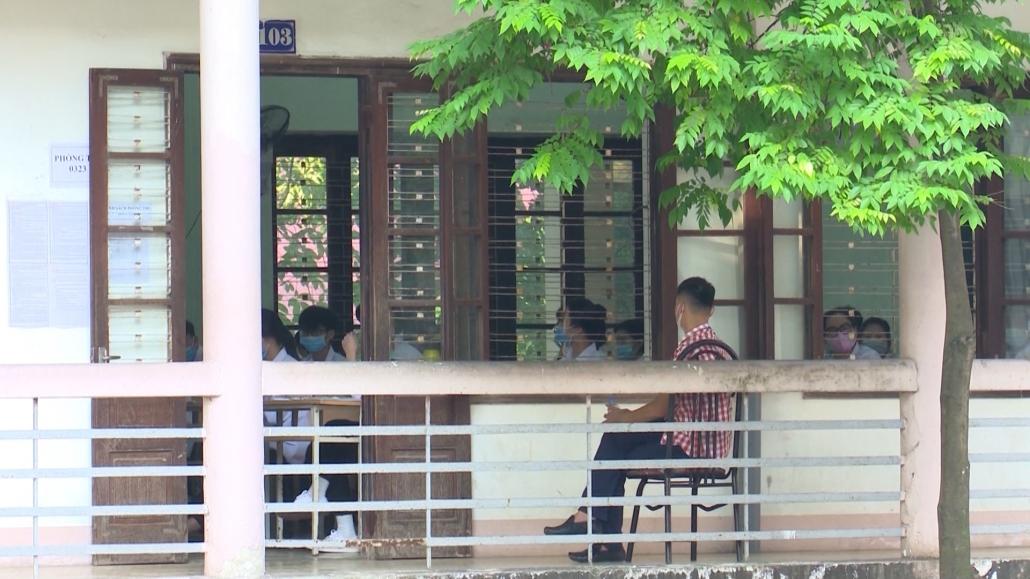 Thái Nguyên: Tỷ lệ đỗ tốt nghiệp THPT năm 2021 đạt gần 98%