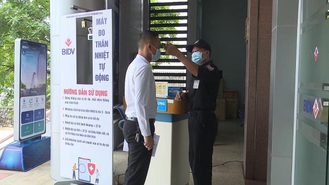 Ngân hàng BIDV chi nhánh Thái Nguyên với công tác phòng chống dịch và an sinh xã hội