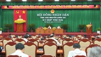 Ngày làm việc thứ nhất, Kỳ họp thứ 2, HĐND tỉnh Thái Nguyên, Khóa XIV, nhiệm kỳ 2021 - 2026