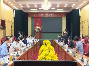 Bí thư Tỉnh ủy tiếp và làm việc với Tổ hợp Samsung Việt Nam
