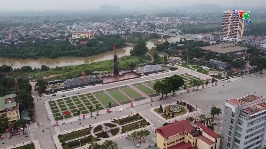 Thành phố Thái Nguyên hướng tới phát triển đô thị văn minh, hiện đại