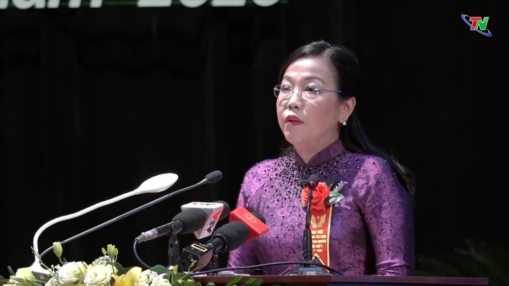 Phát biểu của đồng chí Nguyễn Thanh Hải, Bí thư Tỉnh ủy tại Đại hội Thi đua yêu nước tỉnh Thái Nguyên lần thứ V