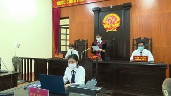 Phú Bình nâng cao chất lượng xét xử các vụ án