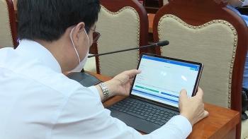 Chuyển đổi số trong hoạt động của cơ quan dân cử