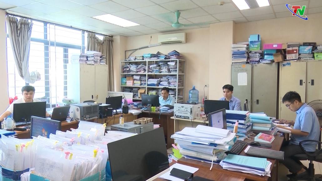 Sắp xếp, đổi mới tổ chức bộ máy các đơn vị sự nghiệp công lập