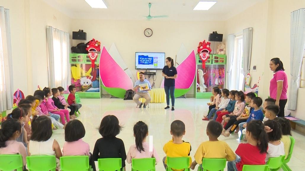 Ý kiến dự thảo về thông tư Chương trình cho trẻ em làm quen với tiếng Anh