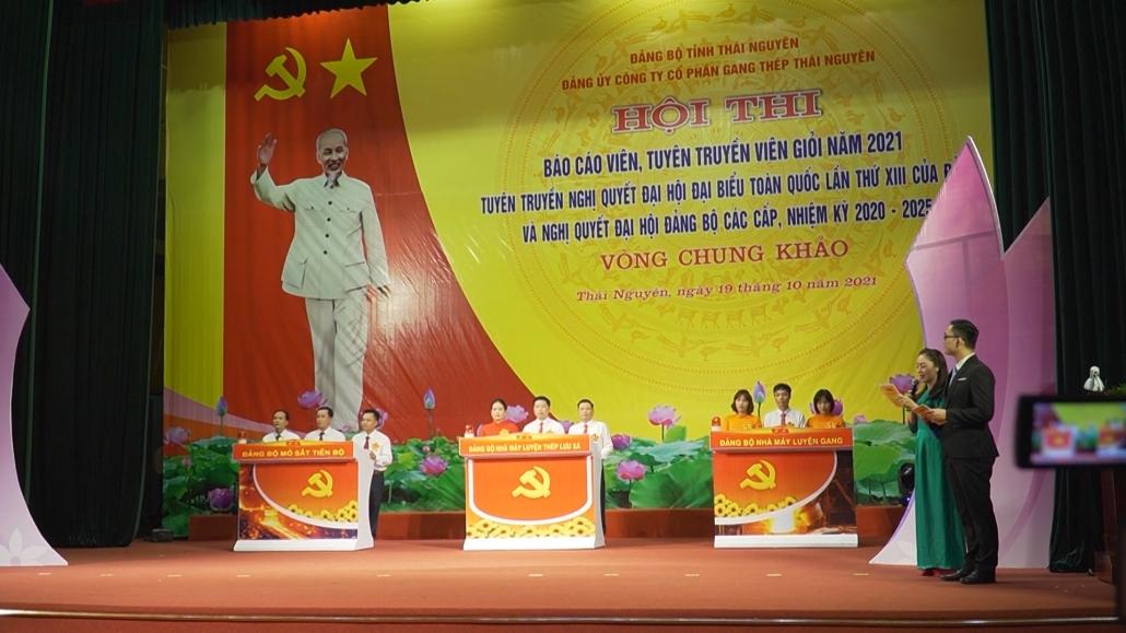 Tích cực tuyên truyền nghị quyết Đại hội Đảng bộ các cấp nhiệm kỳ 2020-2025
