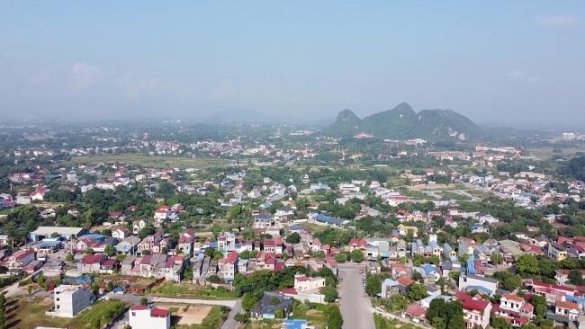 Hóa Thượng xây dụng thị trấn trung tâm huyện Đồng Hỷ