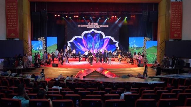Quảng bá thành tựu 190 năm của tỉnh Thái Nguyên