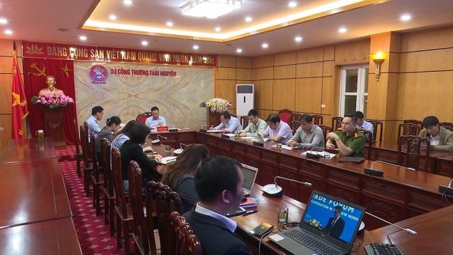 Hội nghị trực tuyến diễn đàn thương mại điện tử Việt Nam-EU