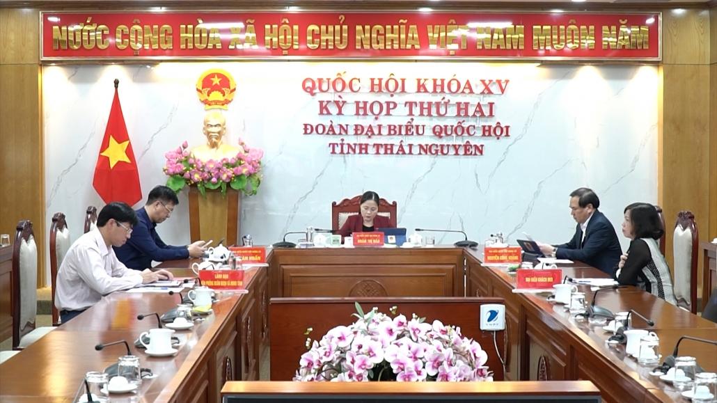 Tiếp tục chương trình kỳ họp thứ hai, Quốc hội khóa XV