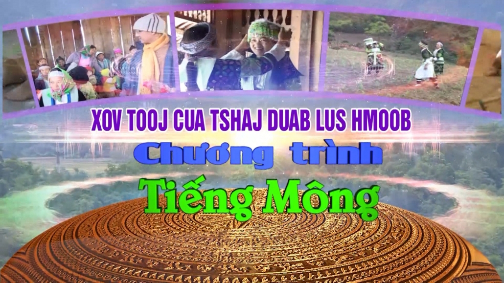 Chương trình Truyền hình tiếng Mông ngày 9/3/2021