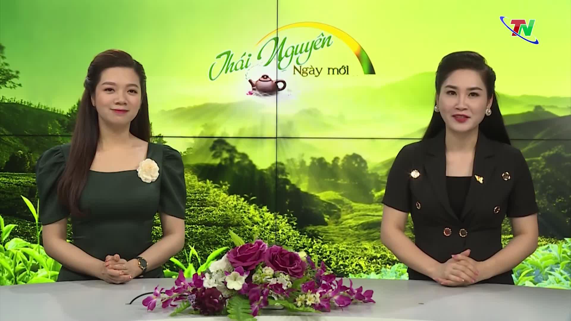 Chương trình Thái Nguyên ngày mới ngày 31/5/2020