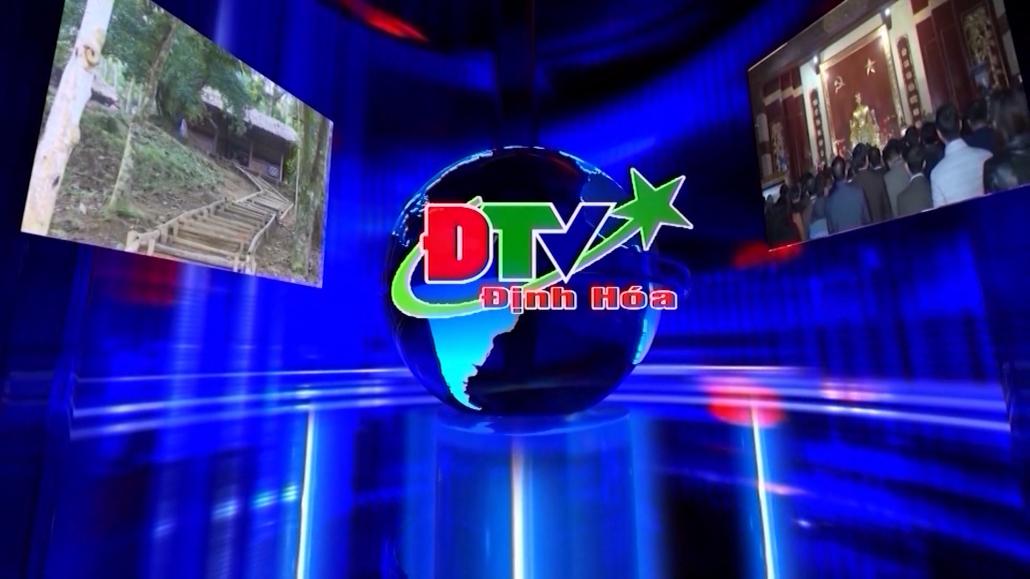 Chương trình Truyền hình huyện Định Hóa ngày 19/5/2021
