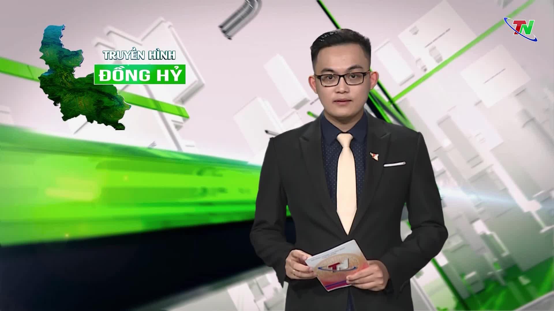 Chương trình truyền hình Đồng Hỷ ngày 10/6/2020